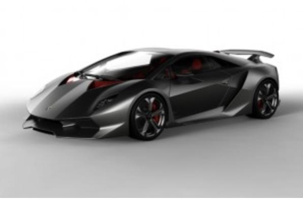 Lamborghini presenta el Concepto Sesto Elemento