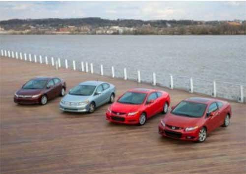 La espera terminó: Llegaron los nuevos Honda Civic