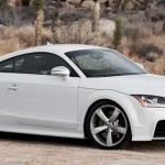 Audi traerá el TT RS a Estados Unidos