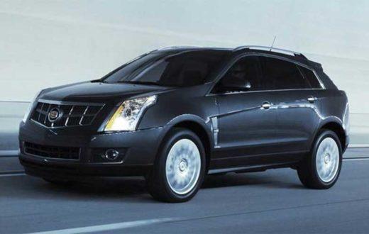 Cadillac SRX 2011: Pura sangre