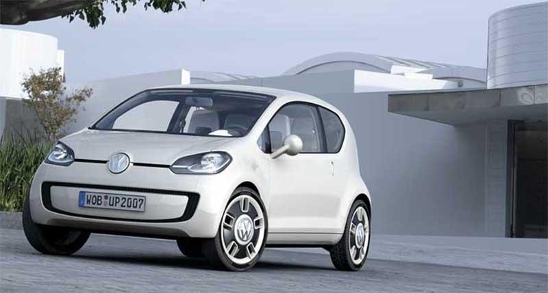 Volkswagen up!: Pequeño guerrero