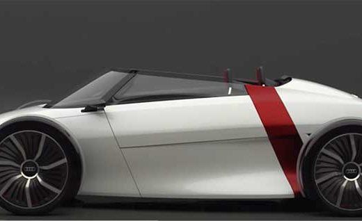 Video: Audi Urban Concept