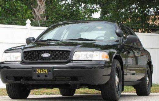 Ford Police Interceptor aprueba exámenes y está listo para trabajar
