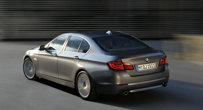 BMW ActiveHybrid 5, una combinación de eficiencia y lujo