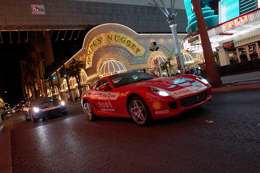 Ferrari California 2012: Menos peso, más adrenalina