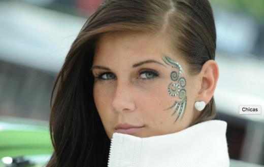 Las mejores Chicas Autoproyecto del 2011