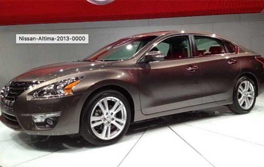 Auto Show de Nueva York 2012: Nissan Altima 2013
