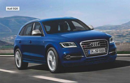 Audi SQ5 TDI cada vez más cerca
