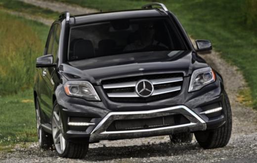 Mercedes-Benz GLK 2013, un SUV con clase