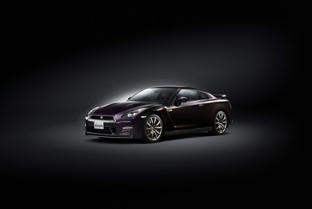 """Midnight Opal"" Special Edition GT-R"