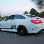 Mercedes-Benz E500 Coupe por M&D Exclusive Carstyling
