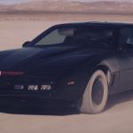KITT El Auto Increíble