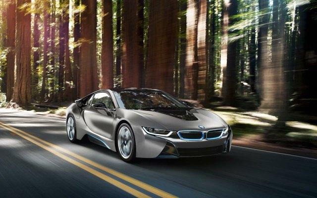 BMW i8 Concours d'Elegance Edition, exclusividad de la exclusividad