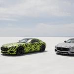 Mercedes-Benz AMG GT cada vez más cerca