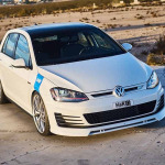 Volkswagen Golf GTI por H&R Springs