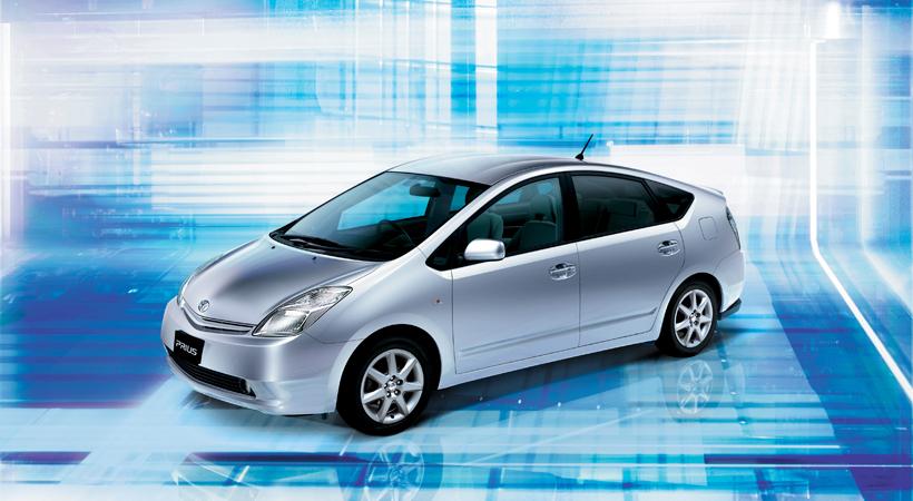 10 millones de híbridos Toyota