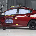 Subaru Impreza 2017 TOP SAFETY PICK+