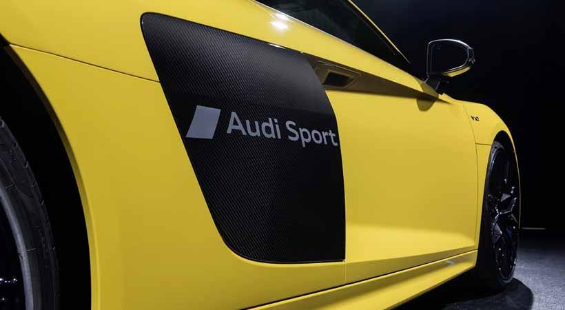 Audi Desarrolla Revolucionario Concepto de Pintura