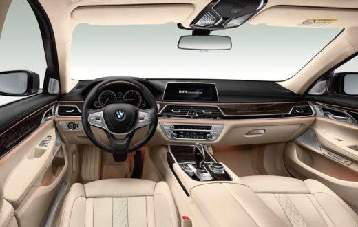 BMW Serie 7 XDrive 2016