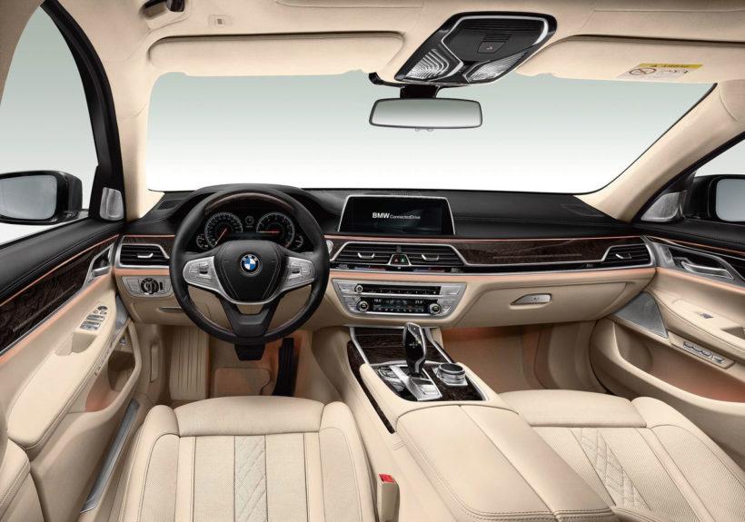 BMW Serie 7 2016 con XDrive
