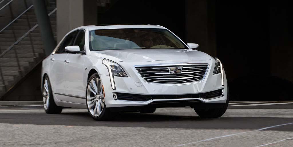Cadillac CT6 Platinum 2017