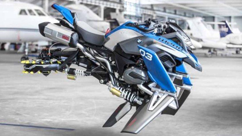 Hover Ride Design Concept