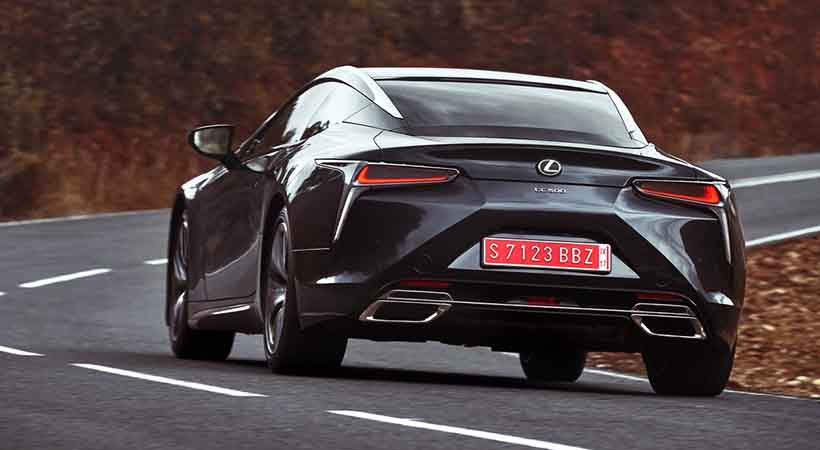Lexus LC 500 2018
