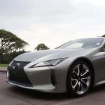 Test Drive Lexus LC500 2017 en Hawai