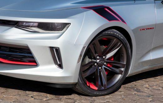 Chevrolet Red Line 2017