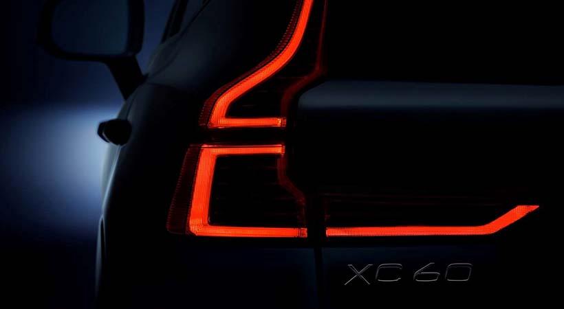 debut deVolvo XC60 2018