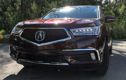 Acura MDX AWD 2017