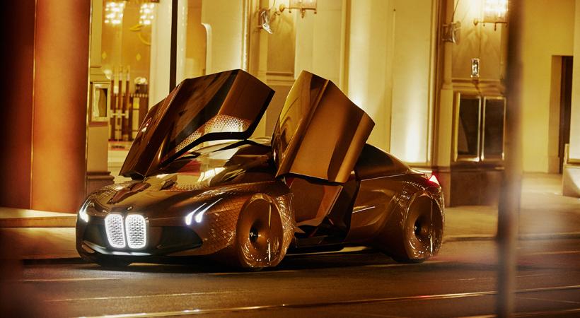 BMW líder hacia el futuro y No. 1 en Innovación