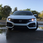 Test Drive Honda Civic Hatchback 2017