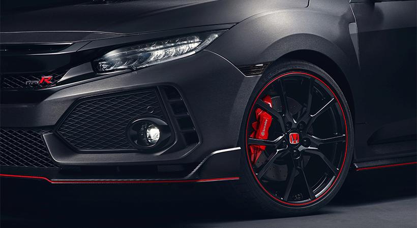 Honda Civic Type R 2018 Debut En El Auto Show Ginebra