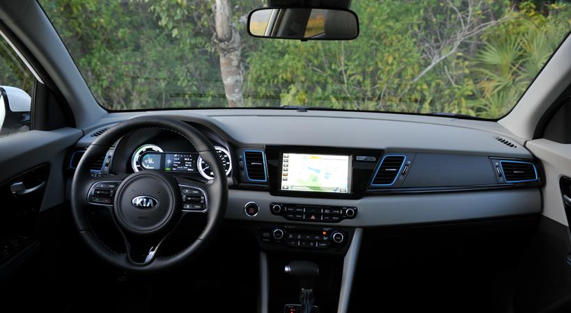 Test Drive Kia Niro Touring 2017