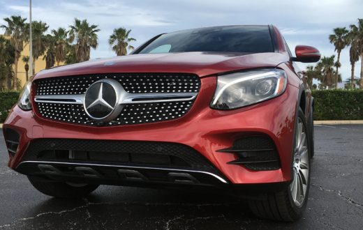 Test Drive Mercedes-Benz GLC300 4MATIC 2017