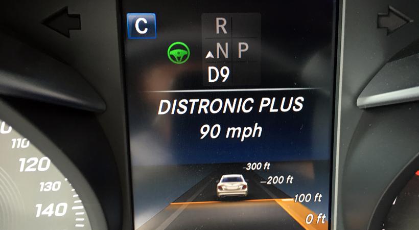 Test Drive Mercedes-Benz GLC300 4MATIC 2017