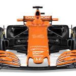 Honda McLaren MCL32 2017
