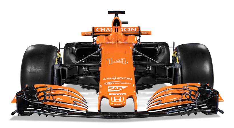 honda mclaren mcl32 2017 de vuelta a las ra ces. Black Bedroom Furniture Sets. Home Design Ideas