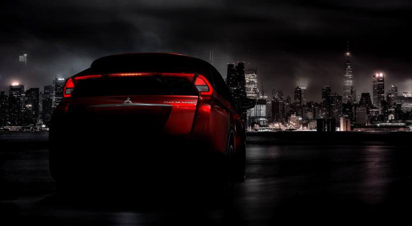 Mitsubishi Eclipse Cross, debut en el Auto Show Ginebra
