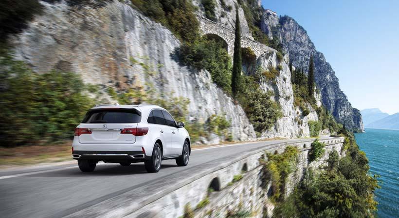 Acura MDX Sport Hybrid 2017