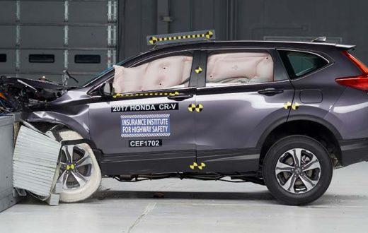 Honda CR-V 2017 Top Safety Pick del IIHS