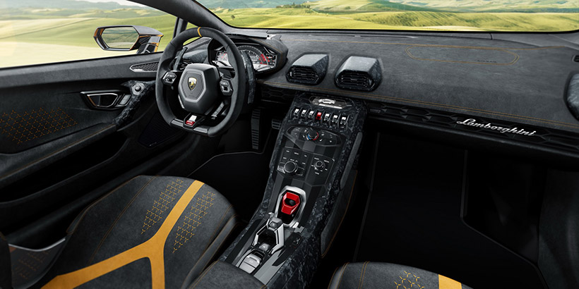 Lamborghini Huracan Peformante, debut en Ginebra