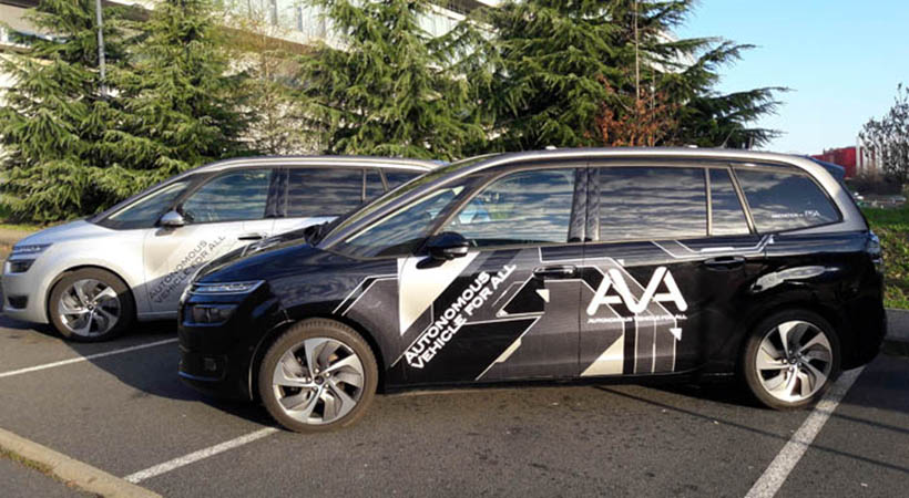 Autonomous Vehicle for All