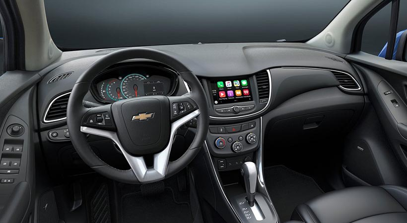 Chevrolet Trax LT 2017, Calidad a Precio Accesible