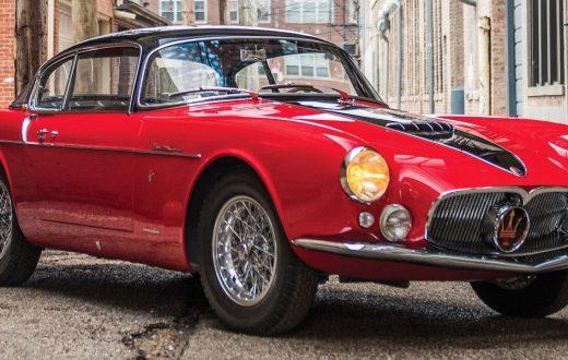 Top 5 autos más caros subastados en Amelia Island