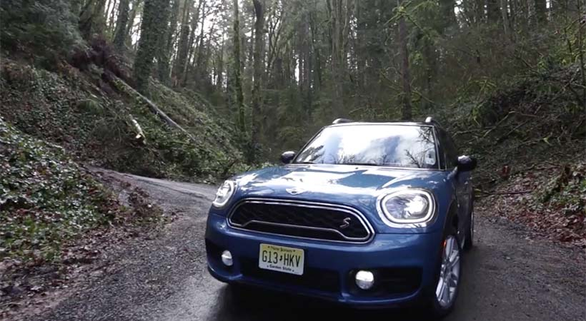 MINI Cooper Countryman S 2017