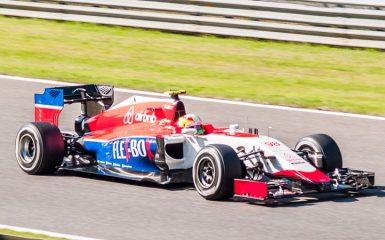 Manor Racing F1: Foto: Chris Rowlands - https://www.flickr.com/photos/mrrowlie/208485