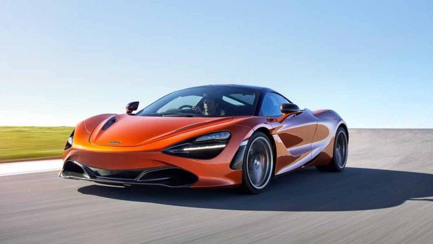 McLaren 720S, Configúralo en Línea