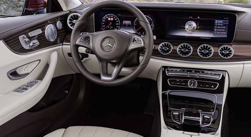 Mercedes-Benz E400 Coupé 2018